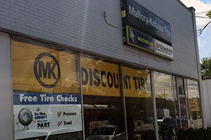 MK Discount Tire Center