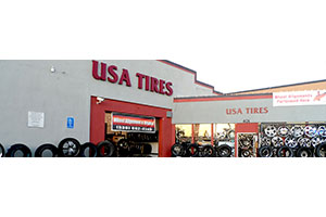 USA Tires Inc