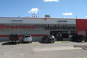 Blaskin & Lane Tire Centre