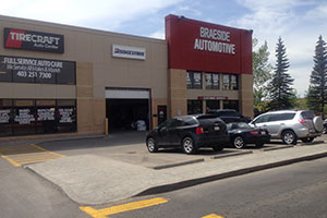 Braeside Automotive Inc o/a TIRECRAFT BRAESIDE
