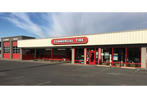 Commercial Tire - Baker City - 10th St.
