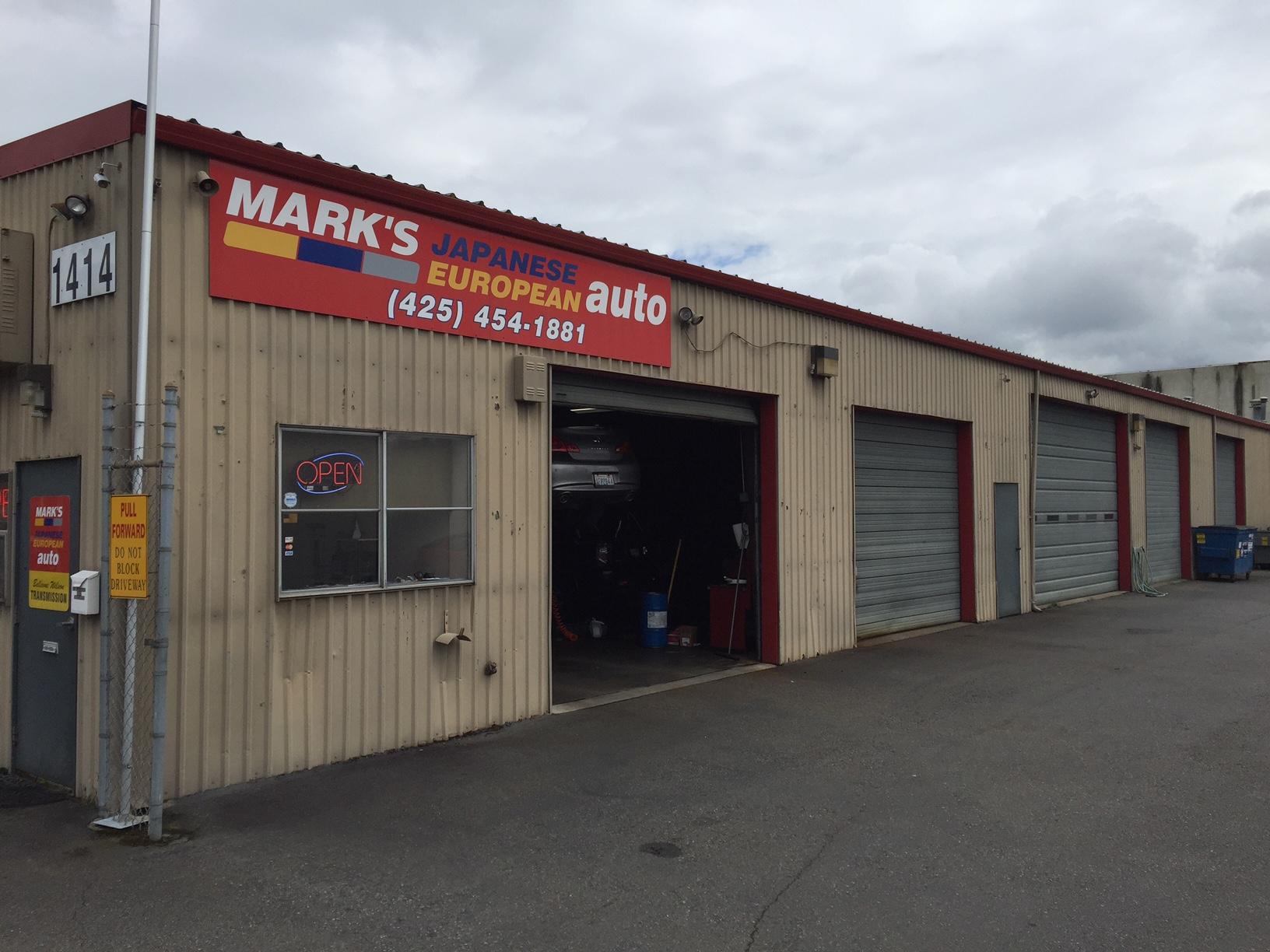 Mark's Japanese European Auto (Bellevue, WA)